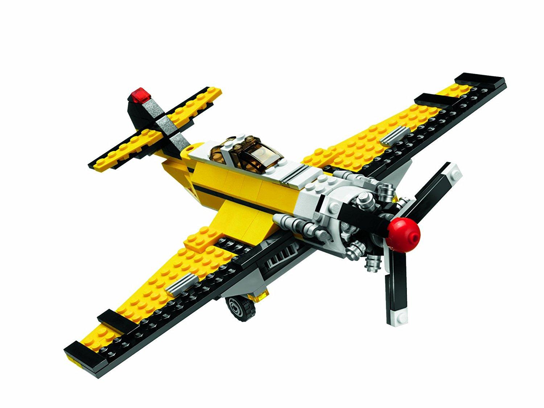 Airplane clipart lego LEGO Toys uk: Power: 6745: