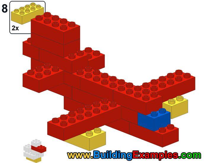 Airplane clipart lego Vehicle on ideas Lego 25+