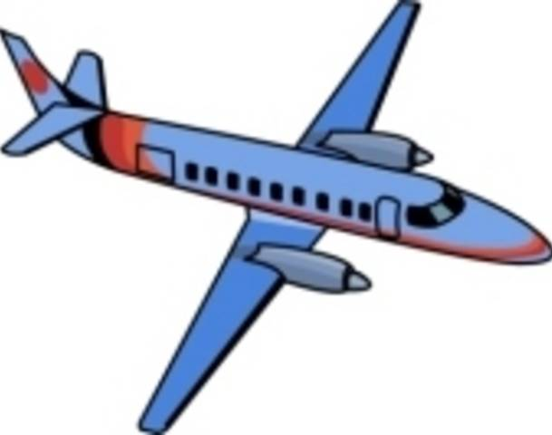 Airplane clipart royalty free #3
