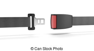 Airplane clipart seatbelt Photo isolated Seatbelt royalty pictures