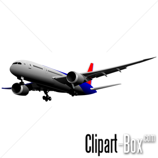 Airplane clipart side view CLIPART clipart 787 BOEING Clipground