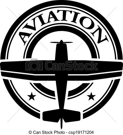Aviation clipart vector Stamp Search vector stamp