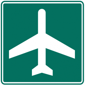 Airport clipart #12
