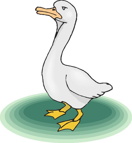 Albatross clipart goose Com Goose Cartoon at Clip
