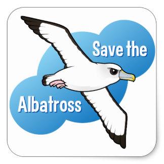 Albatross clipart orville Albatross Albatross Stickers Sticker the