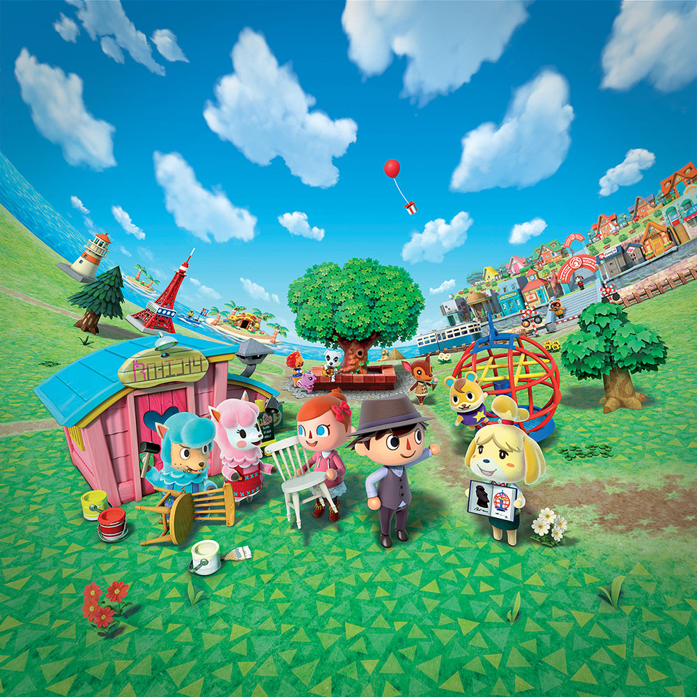 Album Cover clipart animal crossing Version My My 1 To