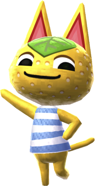 Album Cover clipart animal crossing Animal  crossing Tangy and