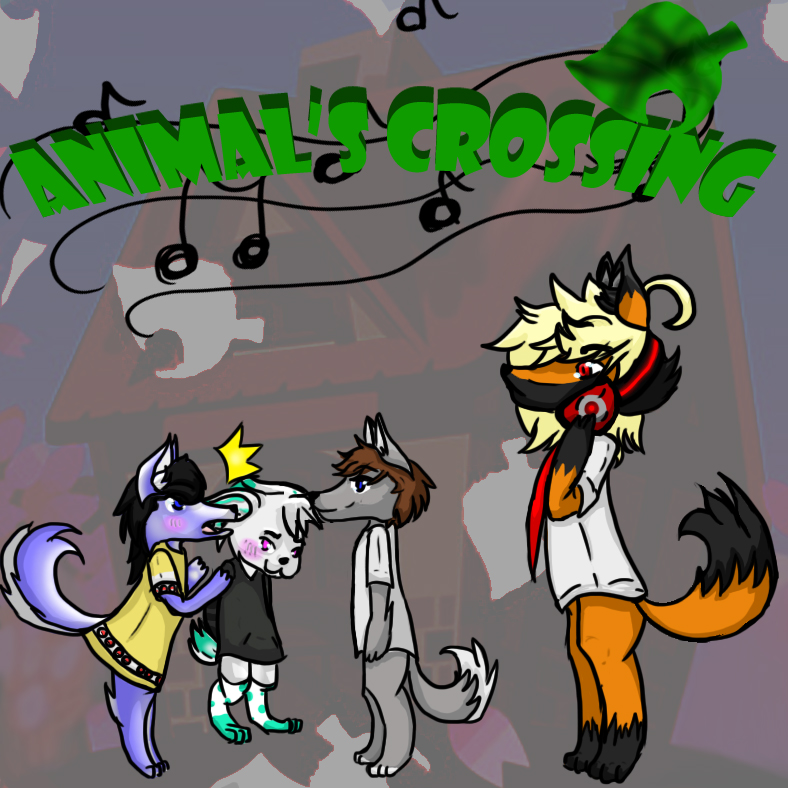 Album Cover clipart animal crossing Album on Cover Cover by