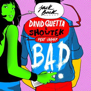 Album Cover clipart bad Bad Bad Wikipedia Guetta Showtek