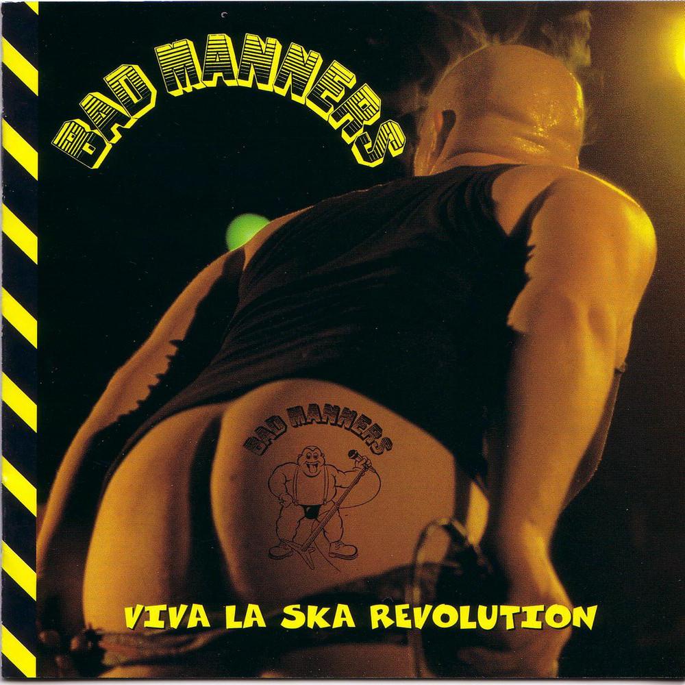 Album Cover clipart bad Bad La Music tv Manners