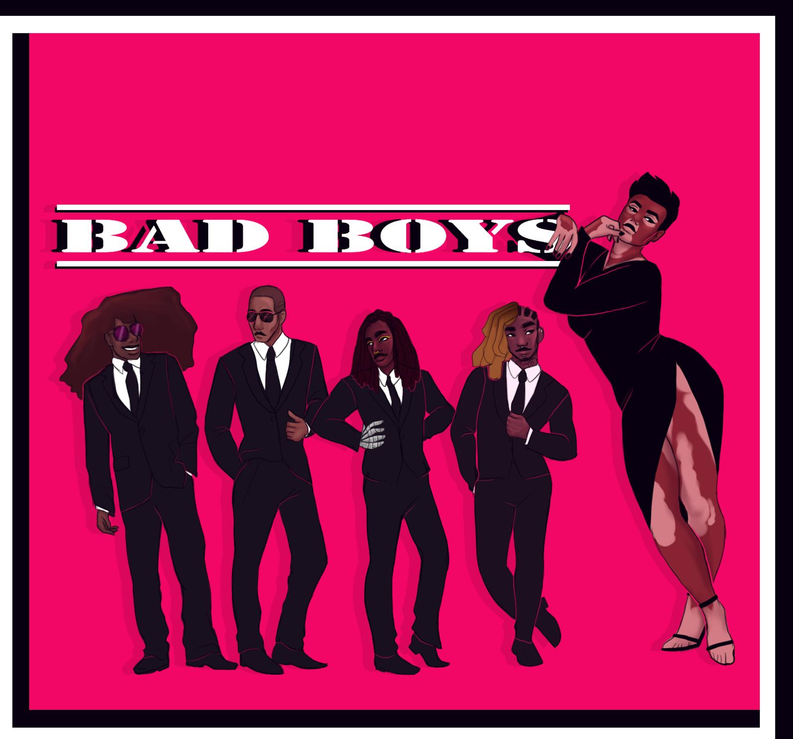 Album Cover clipart bad On Bad album album by