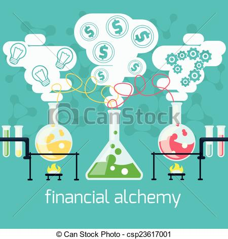 Alchemy clipart #12