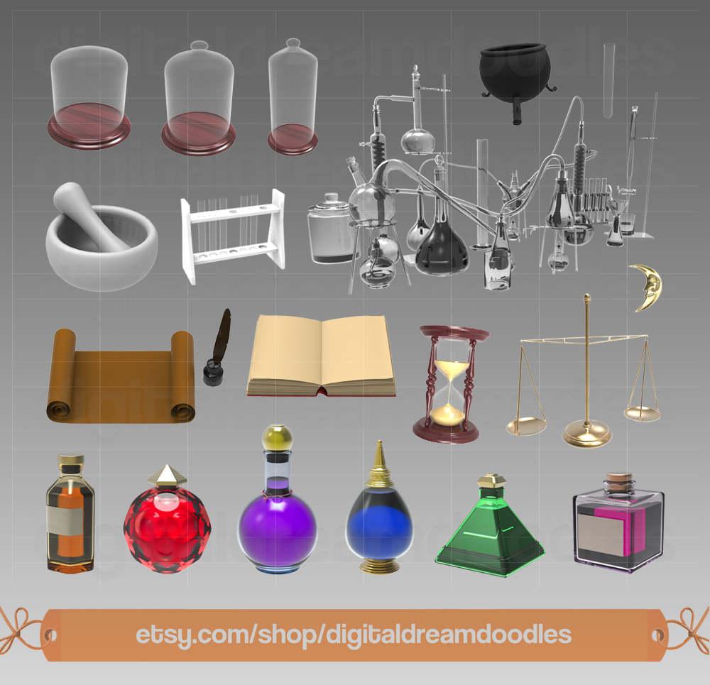 Alchemy clipart alchemist #13