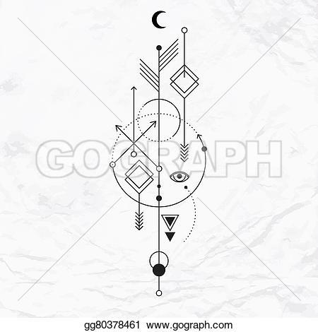Alchemy clipart astrology #4