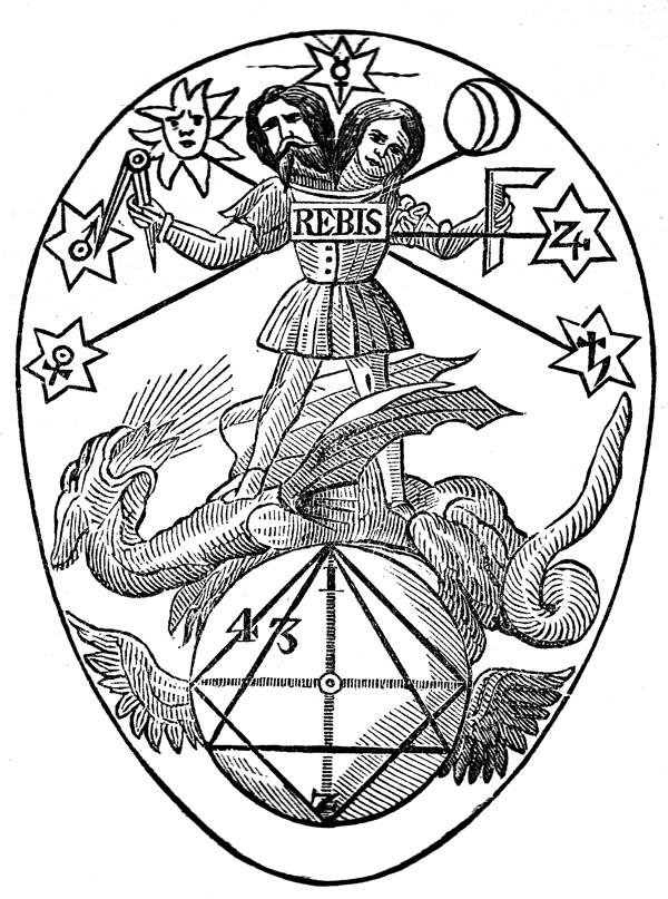 Alchemy clipart coloring book Alchemy transmutation  transmutation psychological