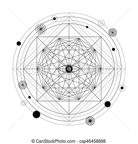 Alchemy clipart occult #12