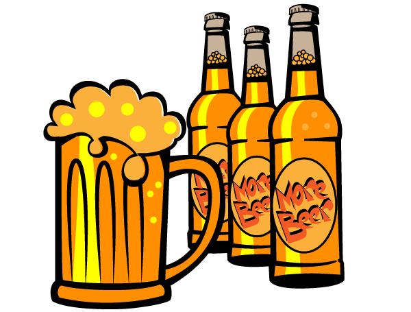 Alcohol clipart whisky bottle Cliparts Drinking cliparts Vectors &