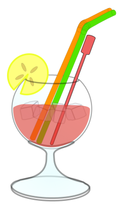 Drink clipart retro cocktail Alcohol Art Public Assorted Clip