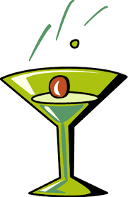 Alcohol clipart #15