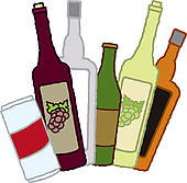 Alcohol clipart #3
