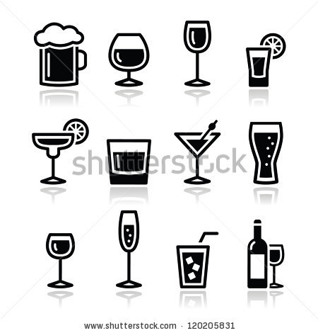 Vodka clipart alcohol Images alcohol Royalty clipart Stock