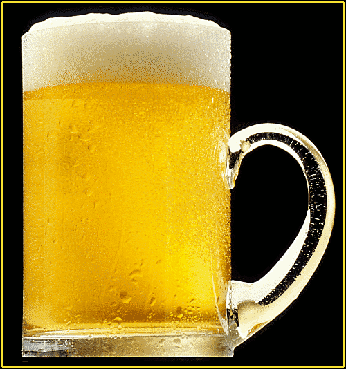 Beer clipart animation Illustration the flagged Animated Art