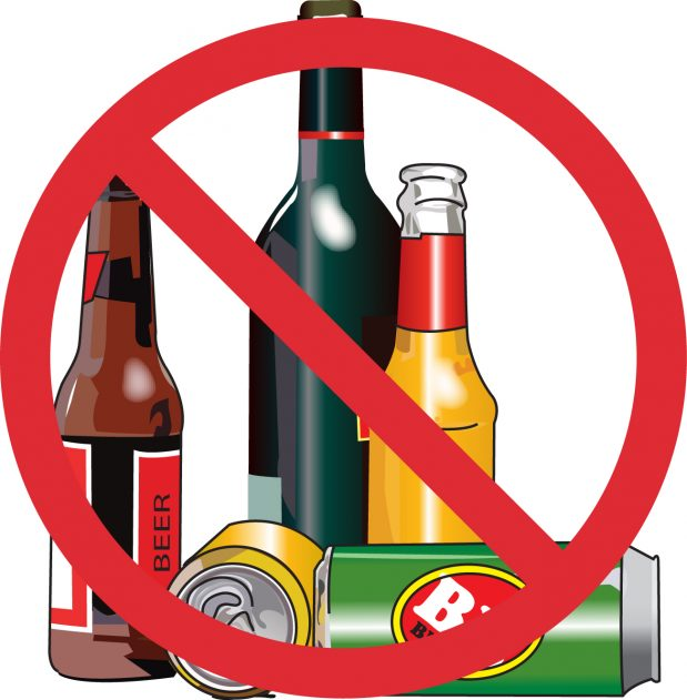 Alcohol clipart anti #6