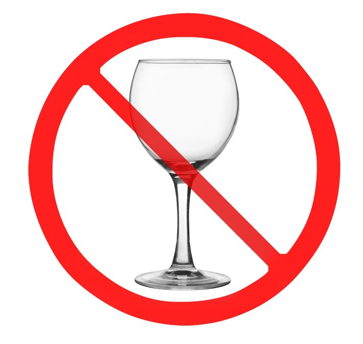 Alcohol clipart anti #4