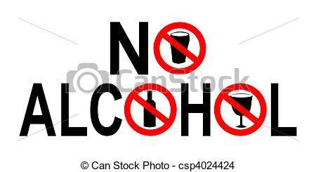 Alcohol clipart anti #2