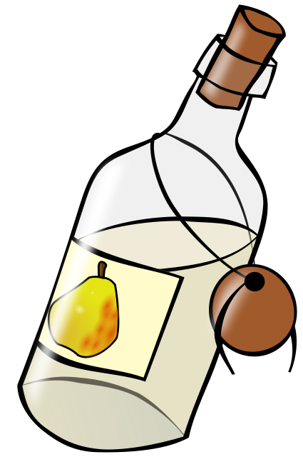 Alcohol clipart art #9
