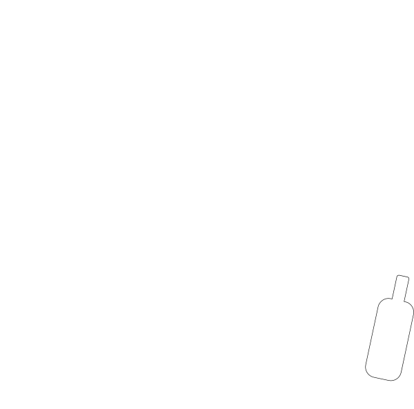 Alcohol clipart art #3