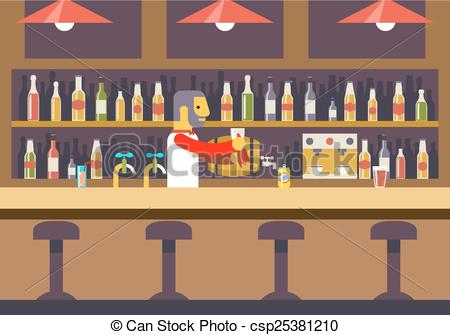 Alcohol clipart bar #2