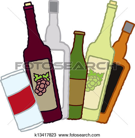Alcohol clipart bar #7