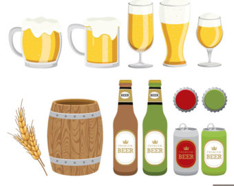 Boose clipart pint beer Etsy Digital Clipart Beers clipart