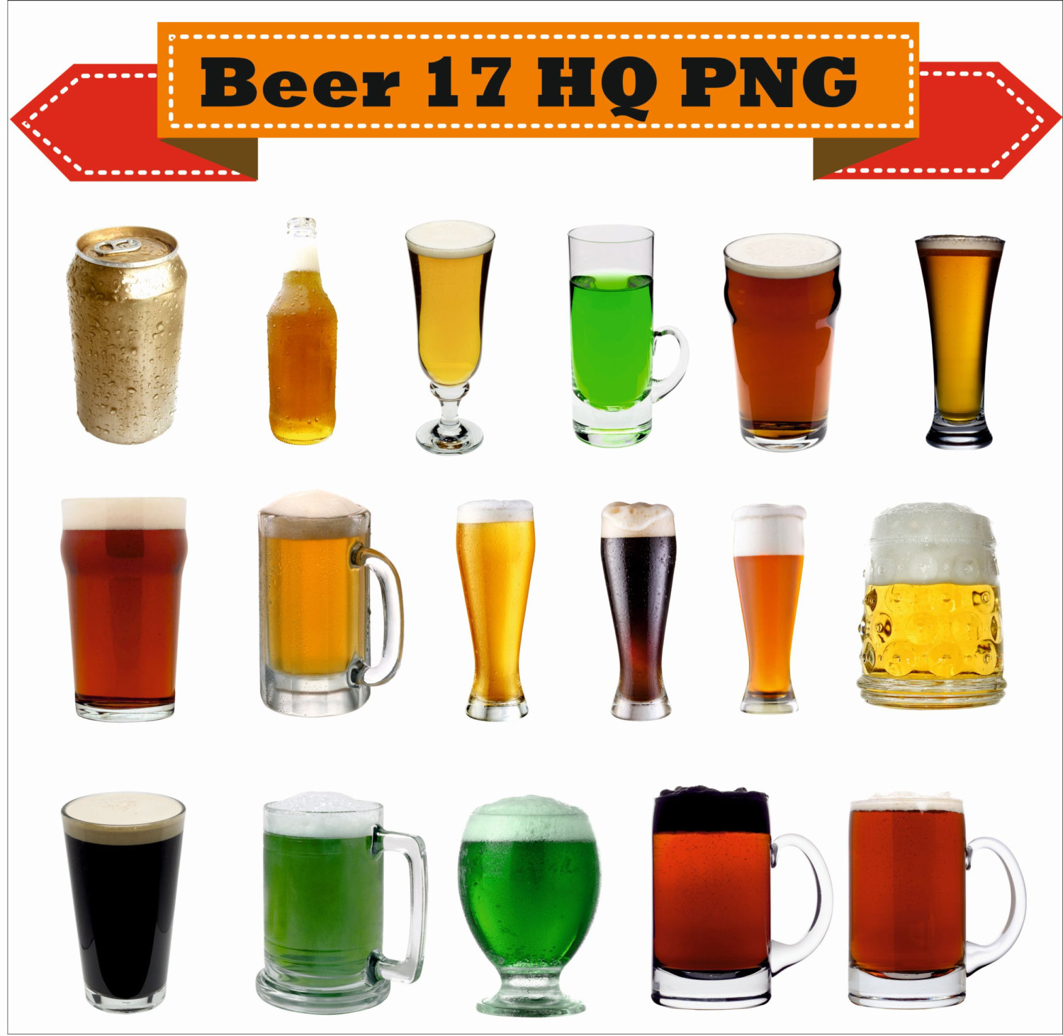 Alcohol clipart beer can #5