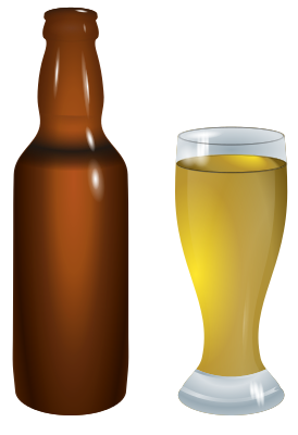 Alcohol clipart beer cup #5