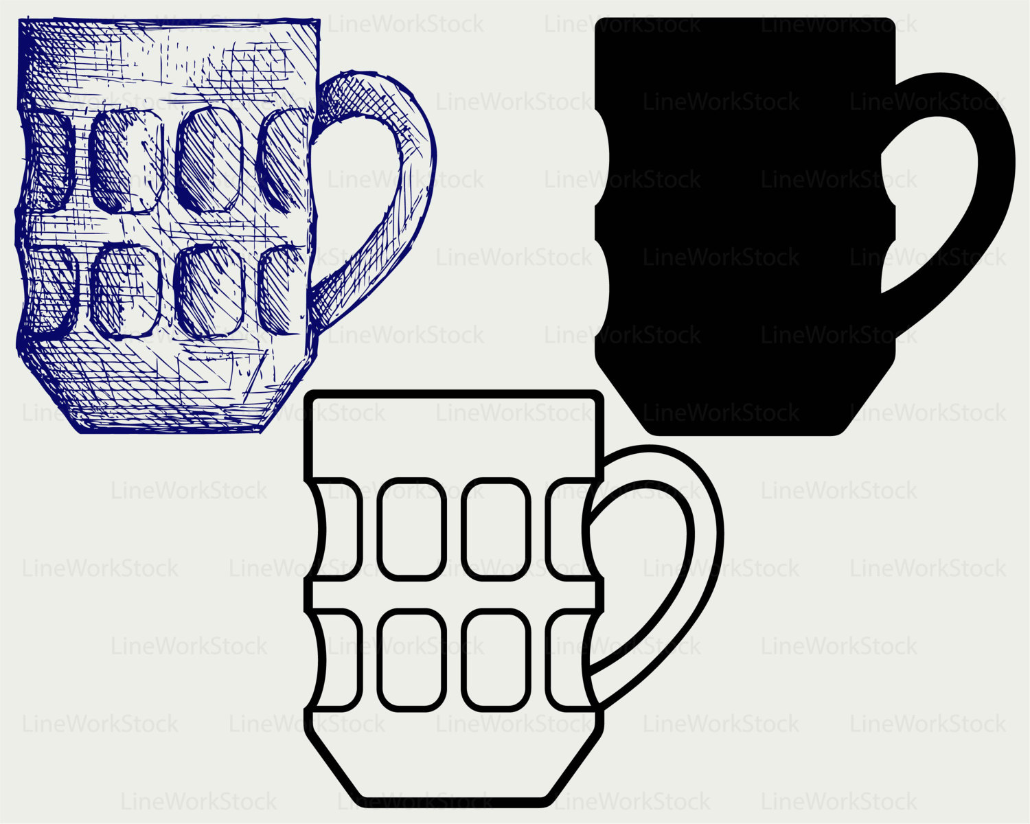 Alcohol clipart beer cup #8