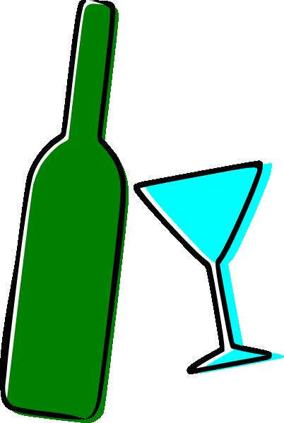 Boose clipart wine bottle Image com Art this Bottle