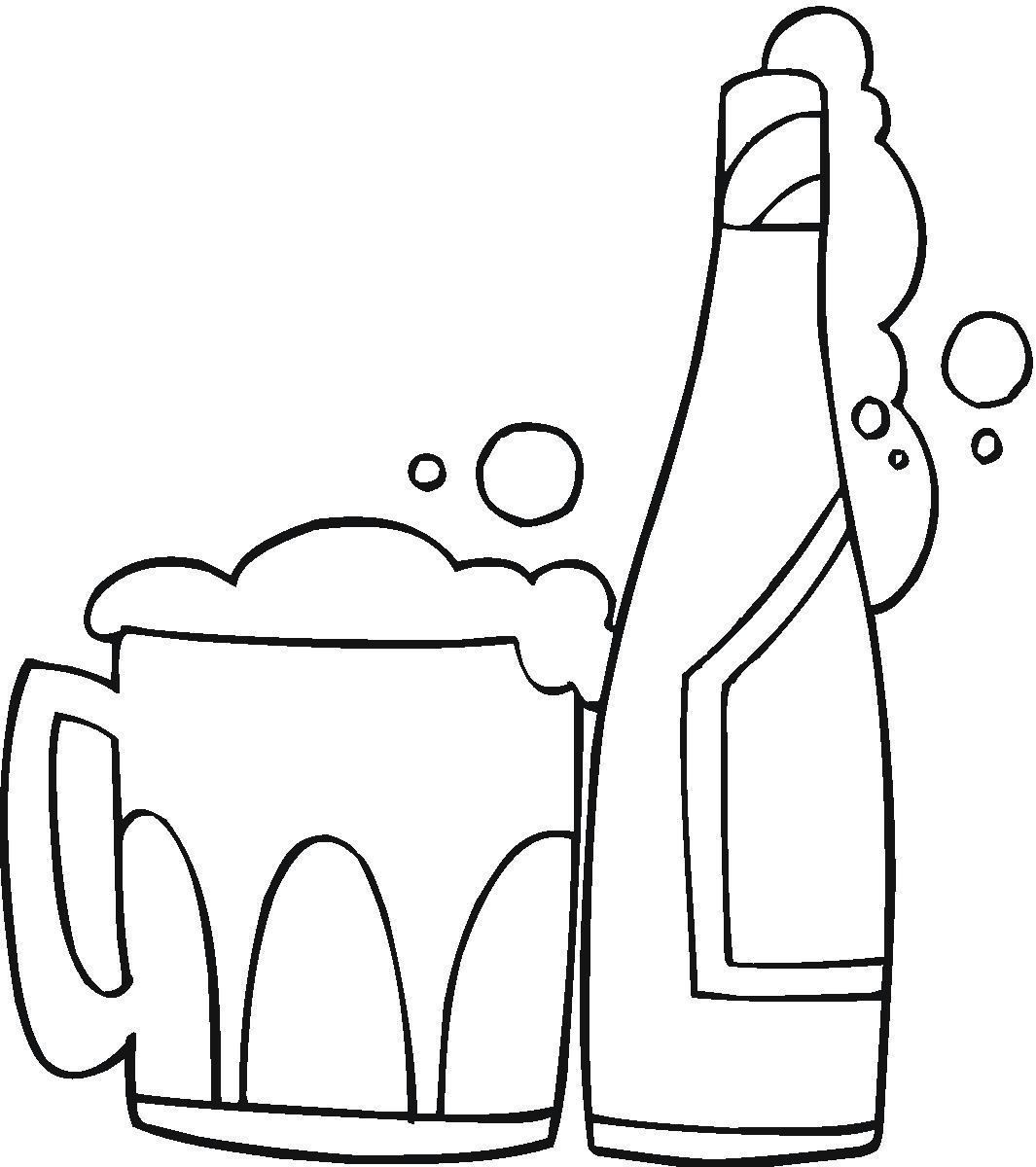 Alcohol clipart black and white Clipart Alcohol Alcohol clip clipart