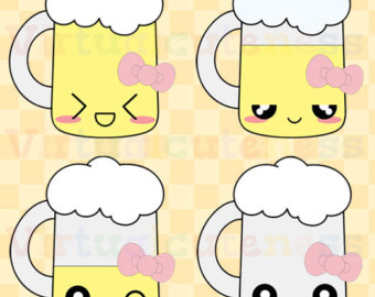 Boose clipart beer glass Beer SHOP 99 Party Cute