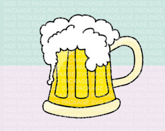 Boose clipart beer stein Clipart Cutting File Beer Beer