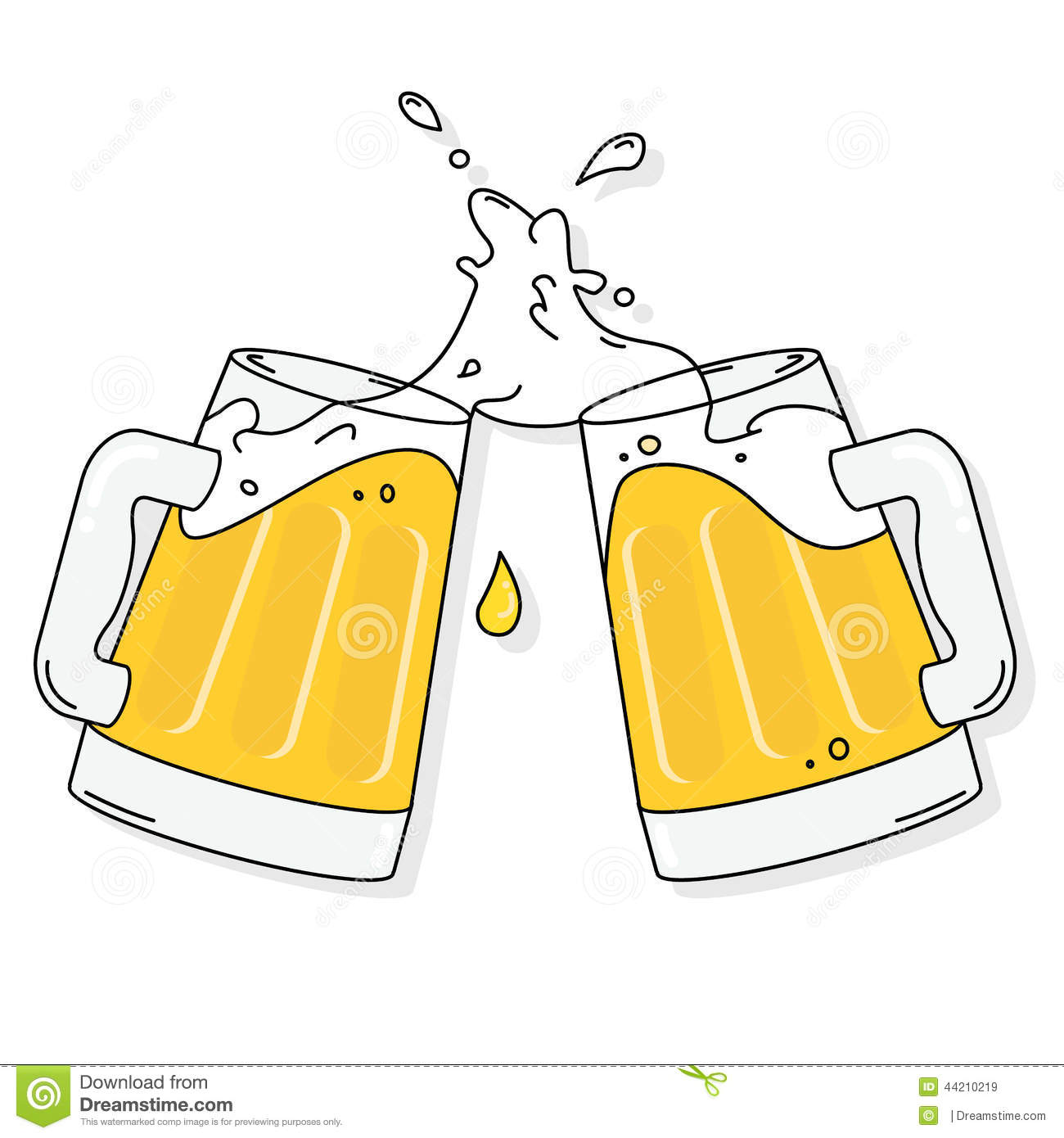 Toast clipart slice bread — Cheers Clipart Clipart Clipartwork