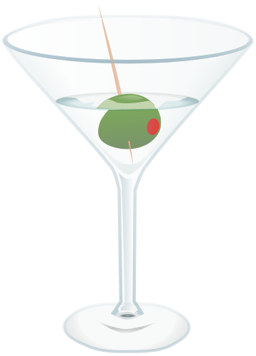 Alcohol clipart cocktail glass Page Beverage 2 Clip 4