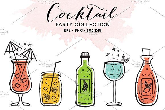 Alcohol clipart cocktail glass Glasses Glasses Market Cocktail &