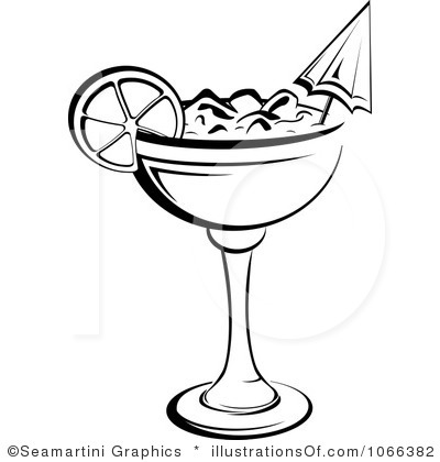 Alcohol clipart drink #12
