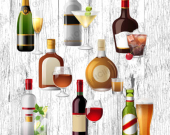 Boose clipart food and drink Cocktail digital graphics art Alcohol