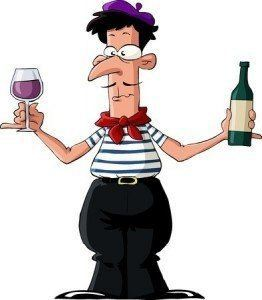 Alcohol clipart french wine Drink people French about wine