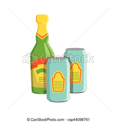 Alcohol clipart german beer Oktoberfest Two Cans Drinks Menu