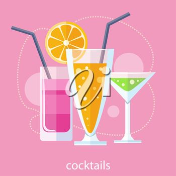 Alcohol clipart holiday cocktail Retro Clipart style images Pinterest