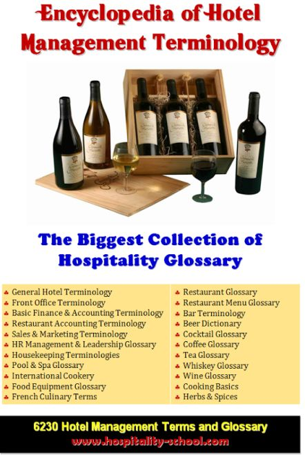 Alcohol clipart hotel and restaurant management Training Management school of Blog